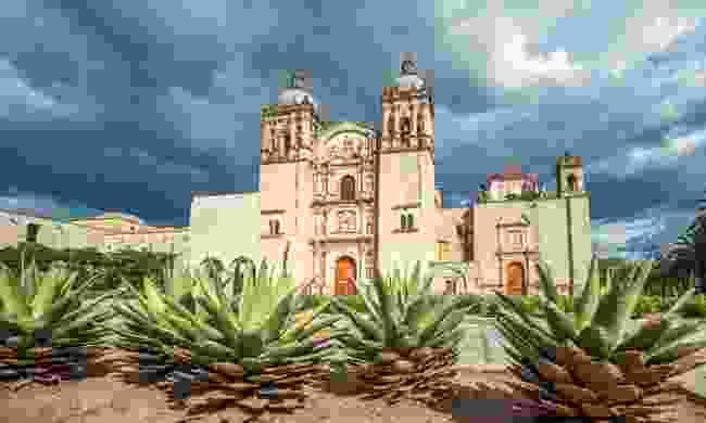 Church of Santo Domingo de Guzmán in Oaxaca (Dreamstime)