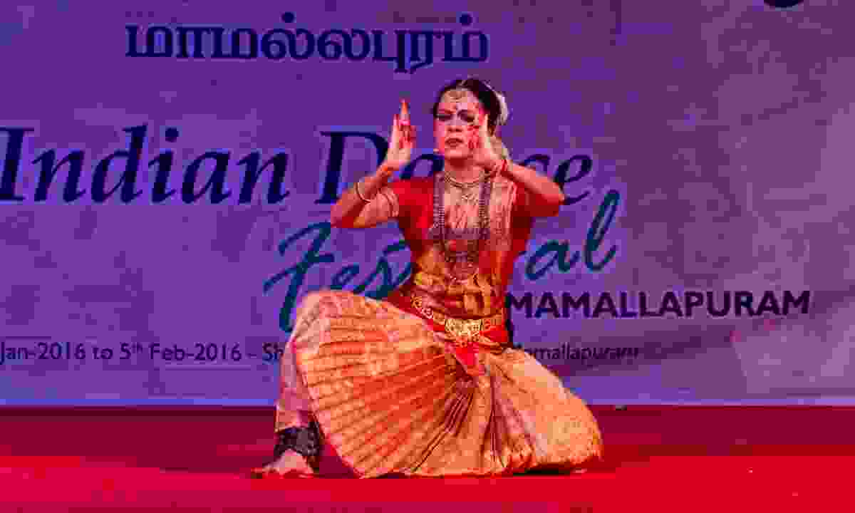 Bharathanatyam performed at Chennai dance festival (Dreamstime)