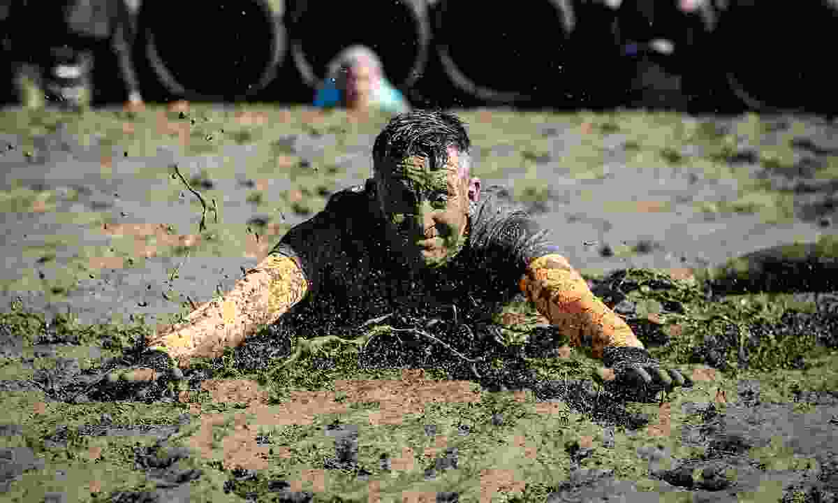 Mud, glorious mud (Edelman.com)