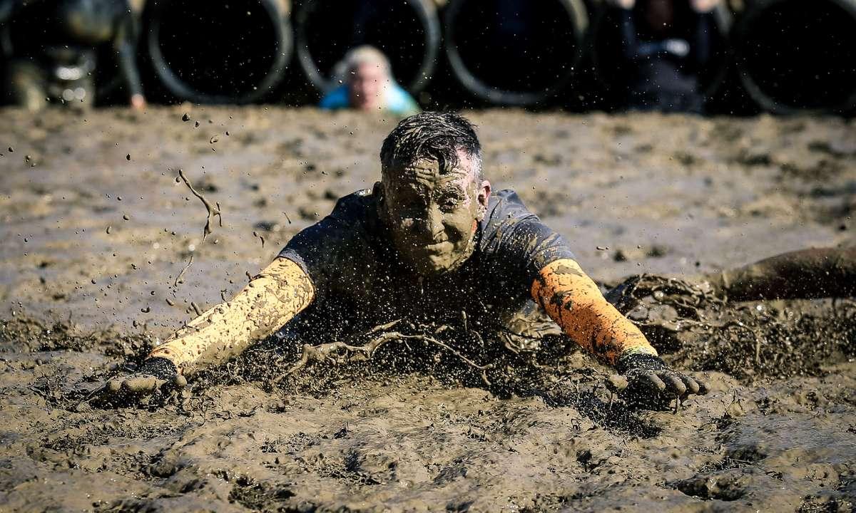 Mud, glorious mud (Edelman.com)