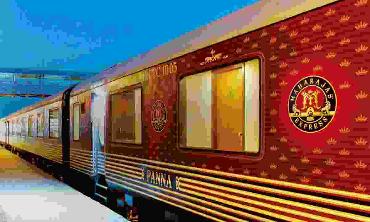 All aboard the Maharajas' Express  (the-maharajas.com)