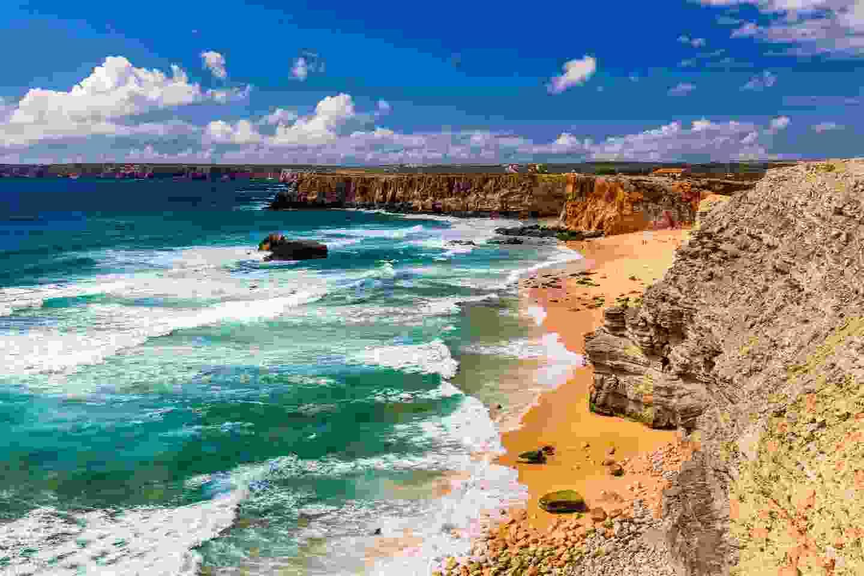 Praia do Tonel in Cape Sagres, Algarve (Shutterstock)