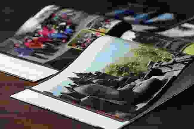 Photo books are a great way to preserve your precious travel memories (Shutterstock)