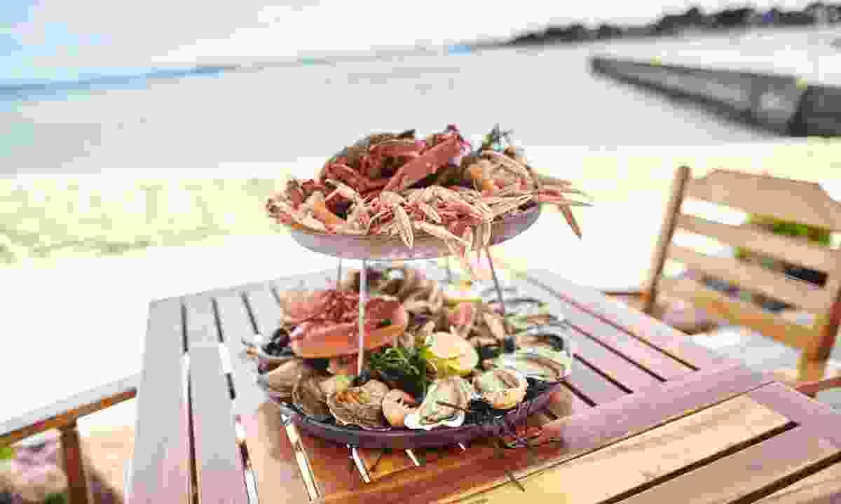 Seafood platter (Alexandre Lamoureux)