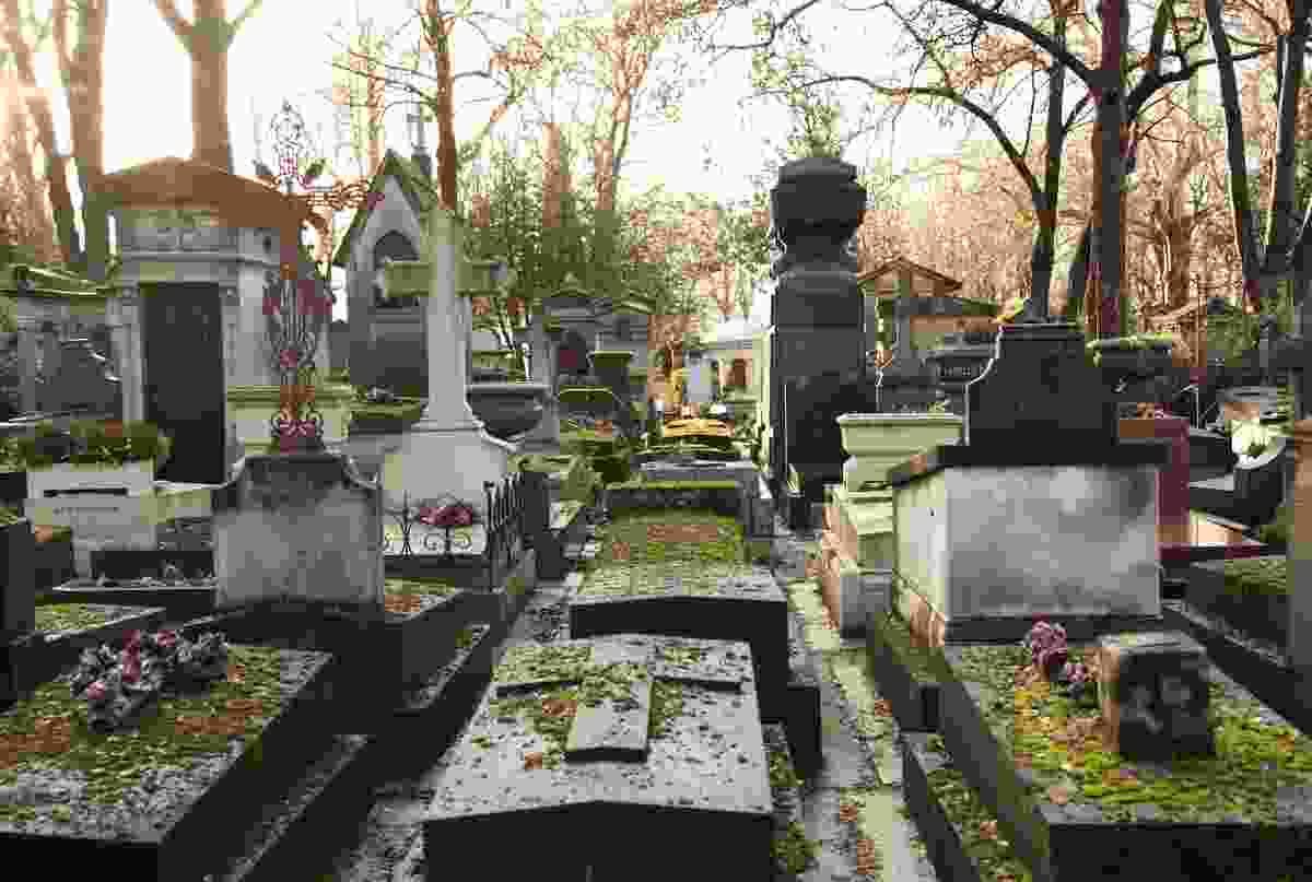 Père Lachaise cemetery, Paris (Dreamstime)