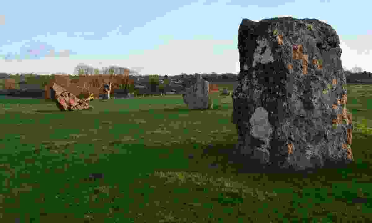Stanton Drew stone circles (Dreamstime)