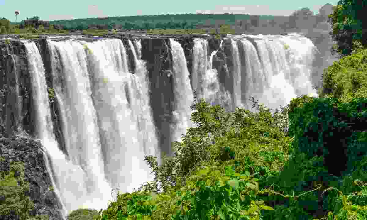 The mighty Victoria Falls (Dreamstime)