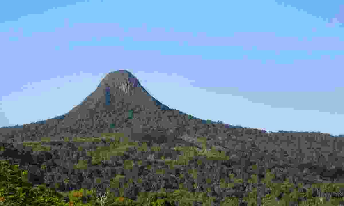Mount Choungui (Dreamstime)