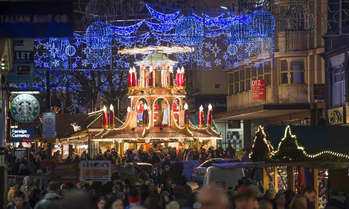 birmingham christmas market visitfrankfurt andreas arnold - Best Christmas Markets In Germany