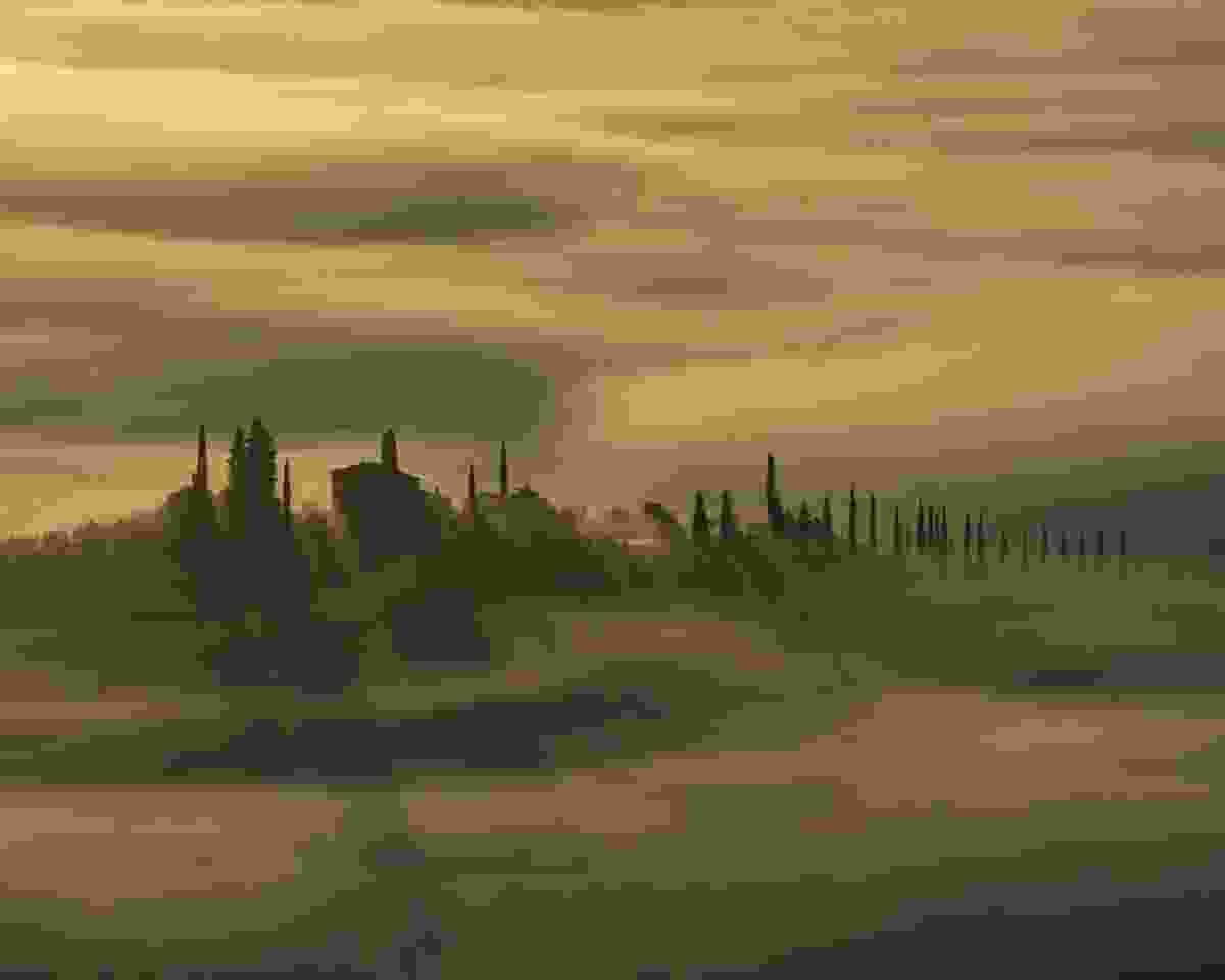 Val d'Orcia Dawn, Tuscany, Italy (Phil Malpas)