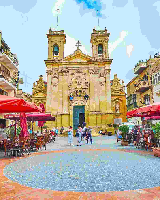 St. George's Basilica, Rabat, Gozo (Shutterstock)