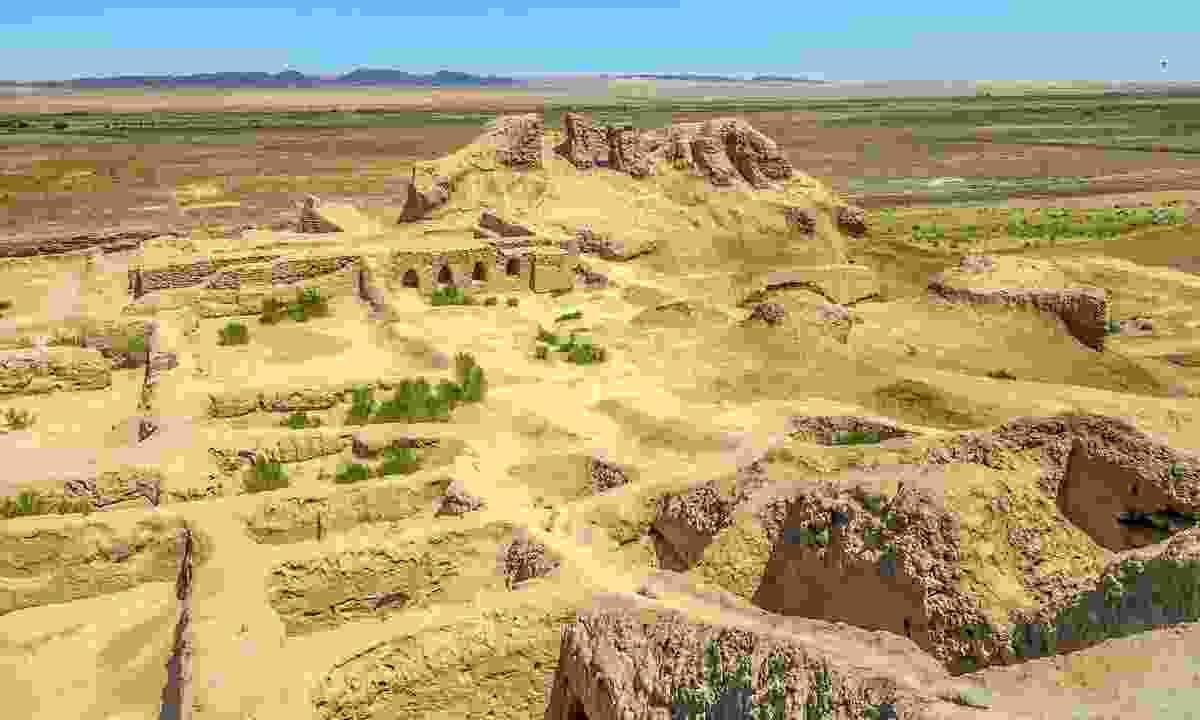Ayaz-Kala Fortress, Uzbekistan (Shutterstock)