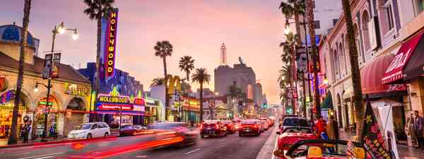 Los Angeles (Shutterstock)