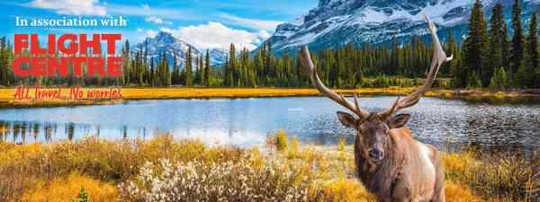 Canada travel guide (Shutterstock)