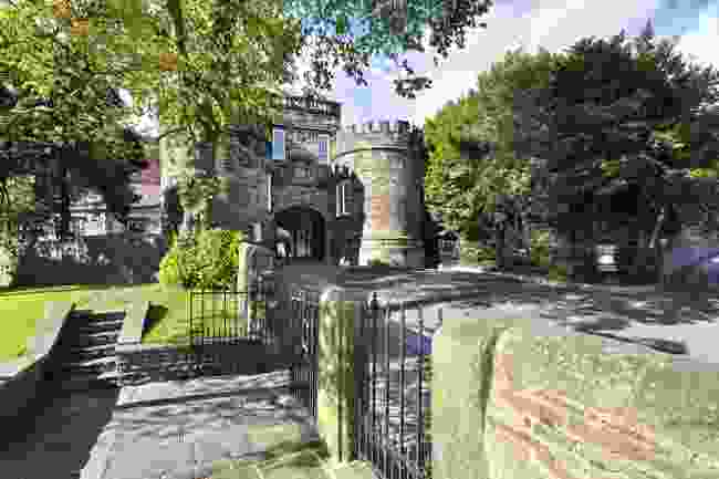 Skipton Castle in Yorkshire (Shutterstock)