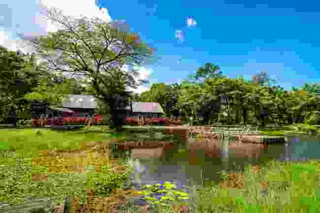 Sarawak Cultural Village (Sarawak Tourism Board)