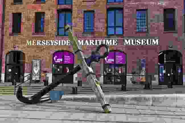 Merseyside Maritime Museum, Liverpool (Shutterstock)