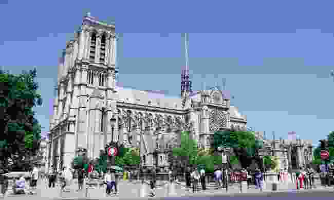 Notre Dame cathedral, Paris (Phoebe Smith)