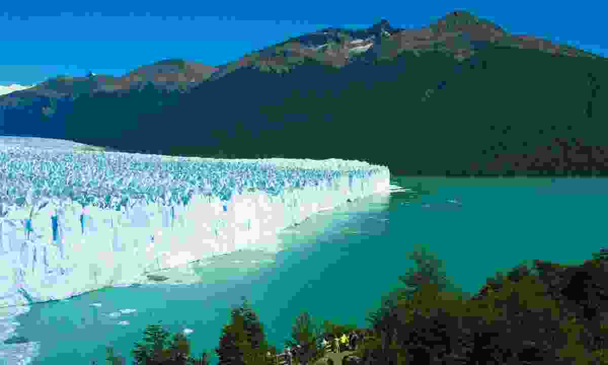 Gawking at the glaciers in Patagonia (Grand American Adventures)