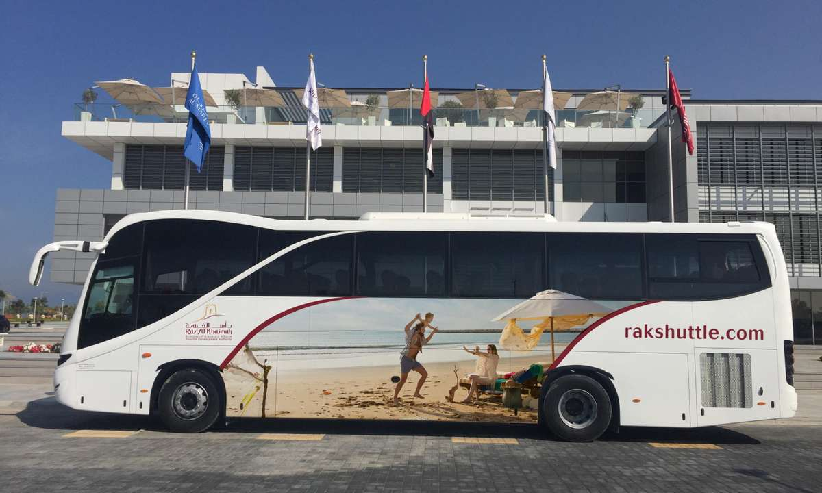 Coach transfers are available to and from the airport (Dreamstime)