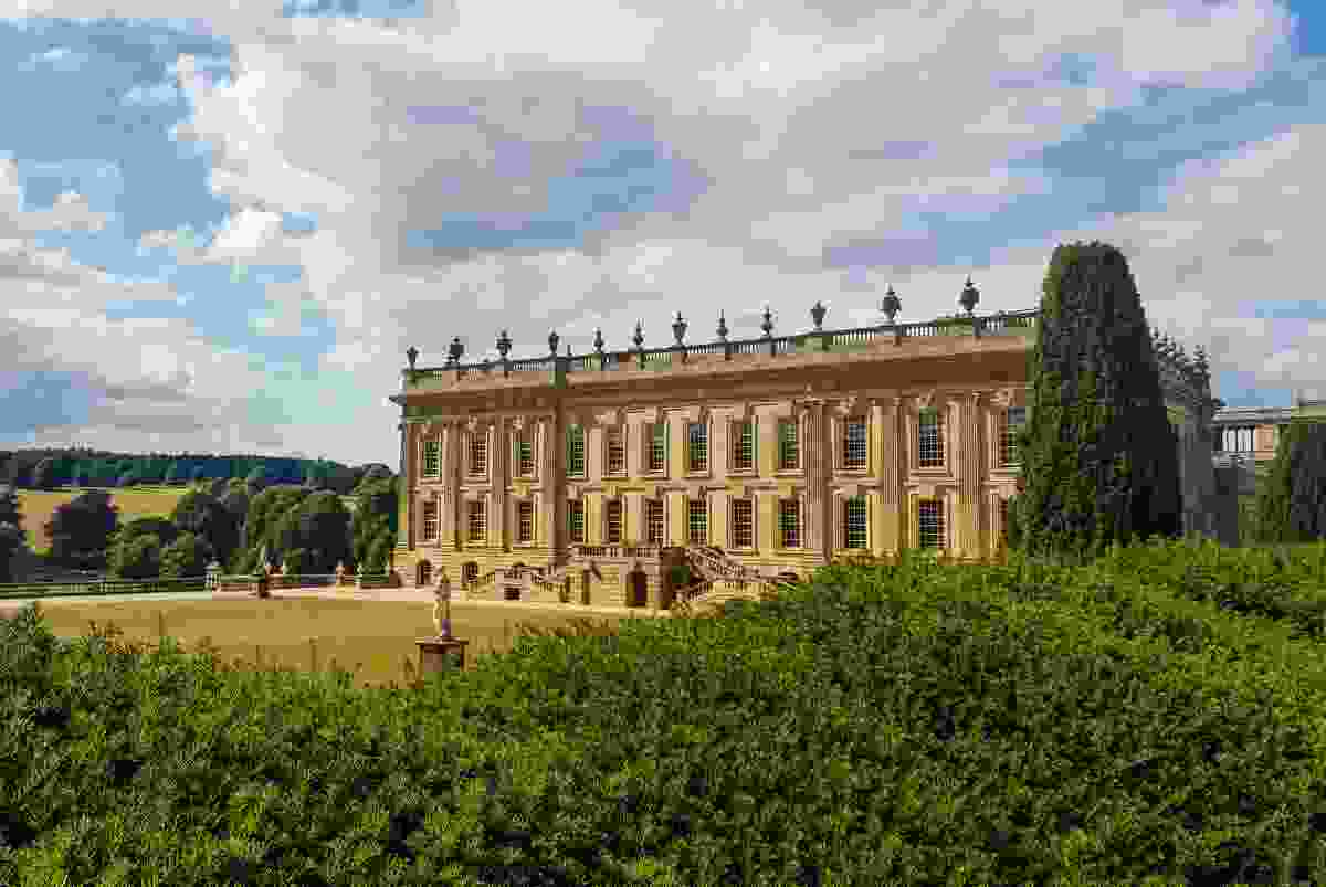 Chatsworth House (Shutterstock)