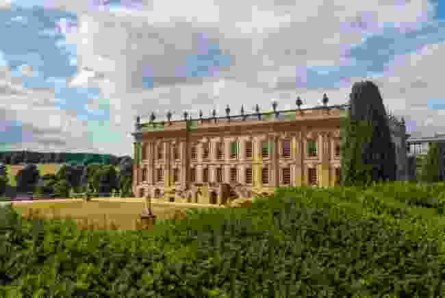Chatsworth House (Shutterstock)