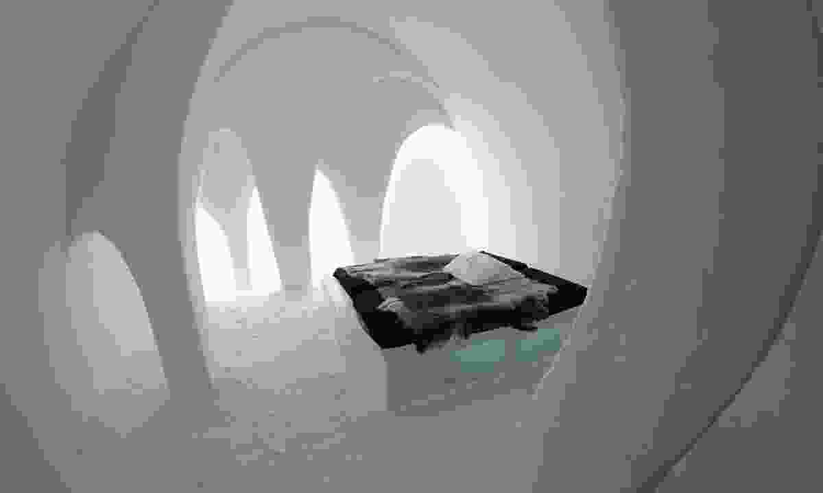 Art Suite, Icehotel (Dreamstime)