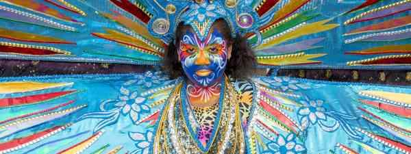 Trinidad and Tobago Carnival (Shutterstock)