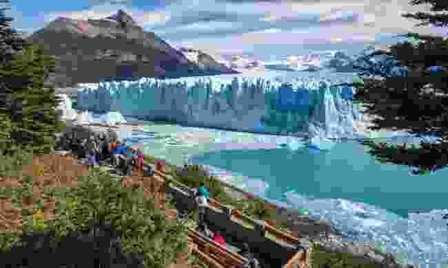 Perito Moreno glacier in Glaciares National Park (Shutterstock)