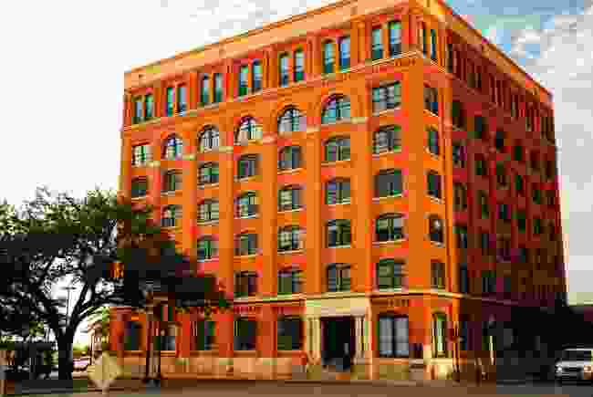 The Dallas Book Depository (Shutterstock)