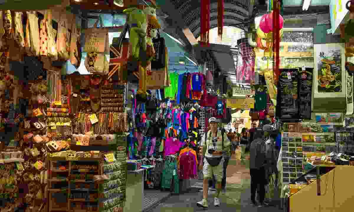 The calmer Stanley market (Shutterstock)