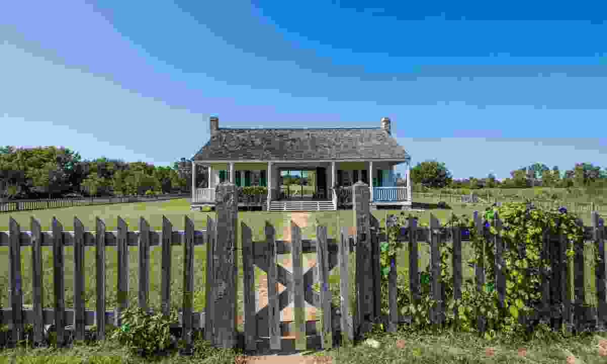 Washington-on-the-Brazos State Historic Site (Shutterstock)