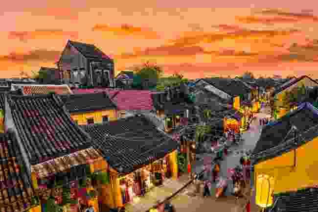 Hoi An, Vietnam (Shutterstock)