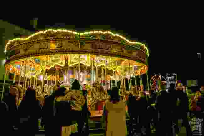 The annual Victorian Fayre attracts visitors from far and wide