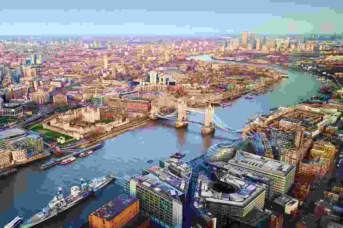 London, England (Shutterstock)