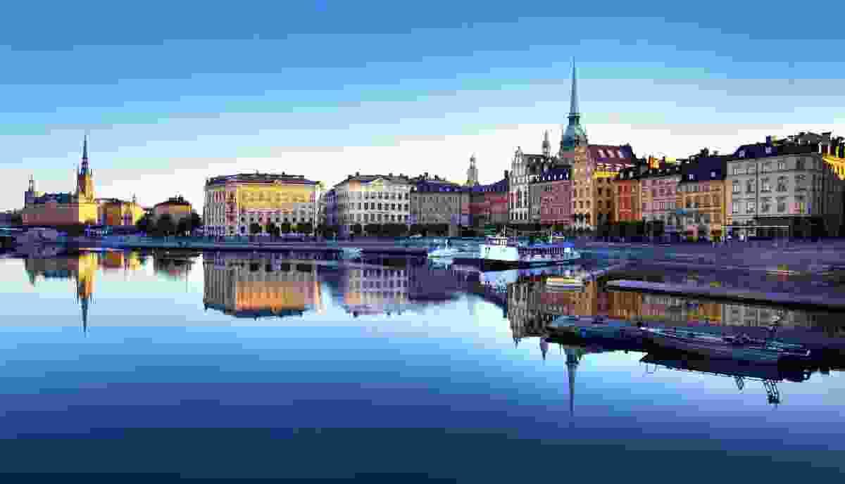 Stockholm's Old Town (Dreamstime)