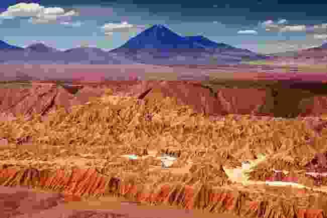 Atacama Desert, Chile (Shutterstock)