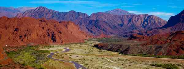 Salta, Argentina's red mountains (Shutterstock)