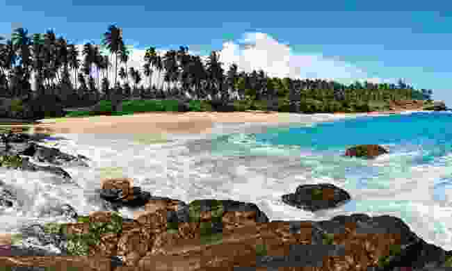 Tangalle is blessed with several white beaches (Shutterstock)
