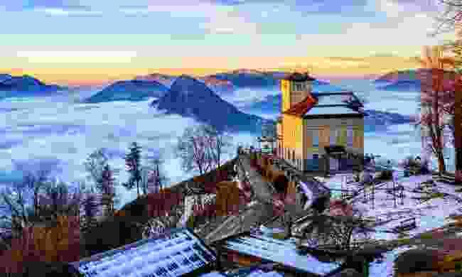 Visit picturesque Lugano, Switzerland (Newmarket Holidays)