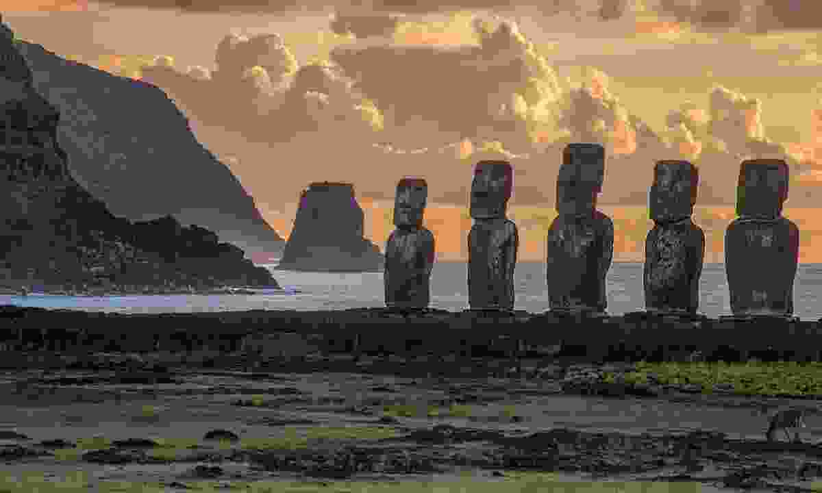 Rapa Nui National Park (Shutterstock)