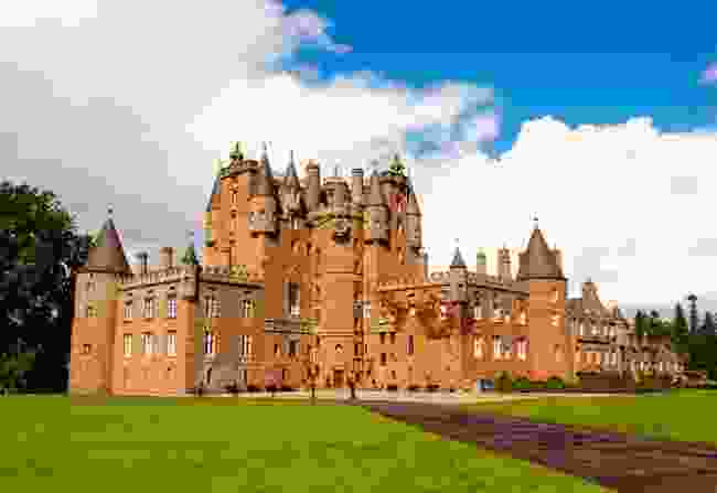 Glamis Castle in Angus is the setting for Macbeth (Shutterstock)