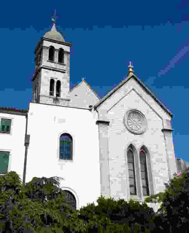 The Franciscan Church in Šibenik, Croatia (Shutterstock)