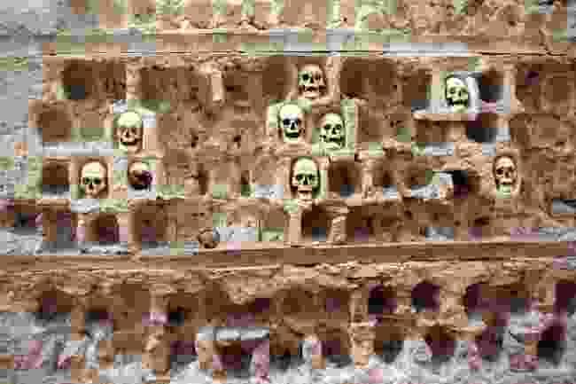 Skull Tower, Niš (Shutterstock)