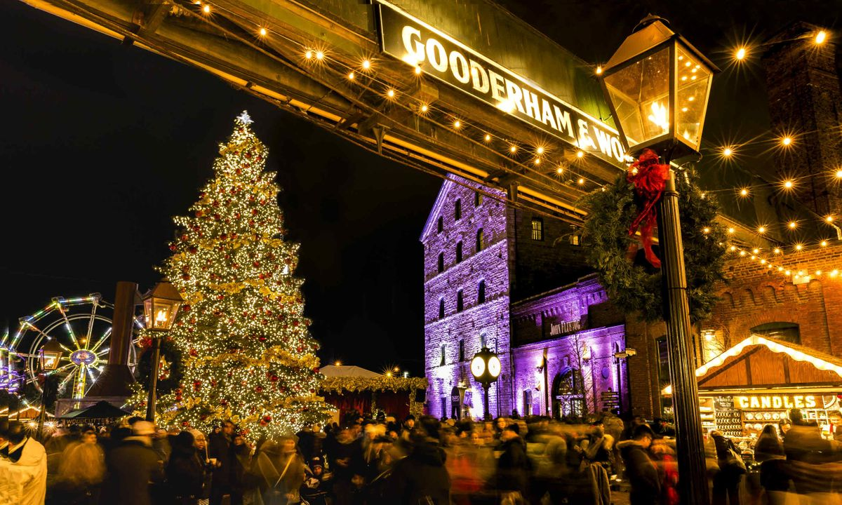Christmas In Toronto Canada.The World S 12 Best Christmas Markets For 2019 That Aren T