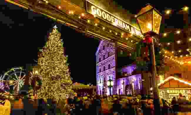 Toronto Christmas market (Dreamstime)