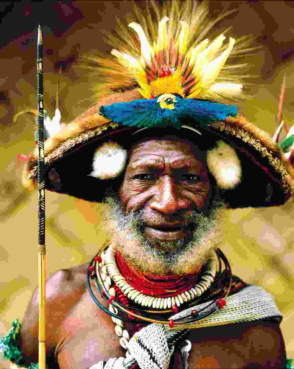Huli Wigman (PNGTPA)