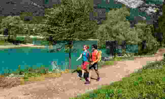 Lago di Tenno (Jennifer Doohan)