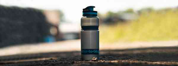 Exclusive 20% discount on the Water-to-Go range