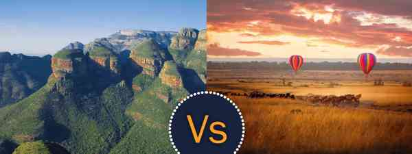 Masai Mara or Kruger national park. Which one is best? (Shutterstock)